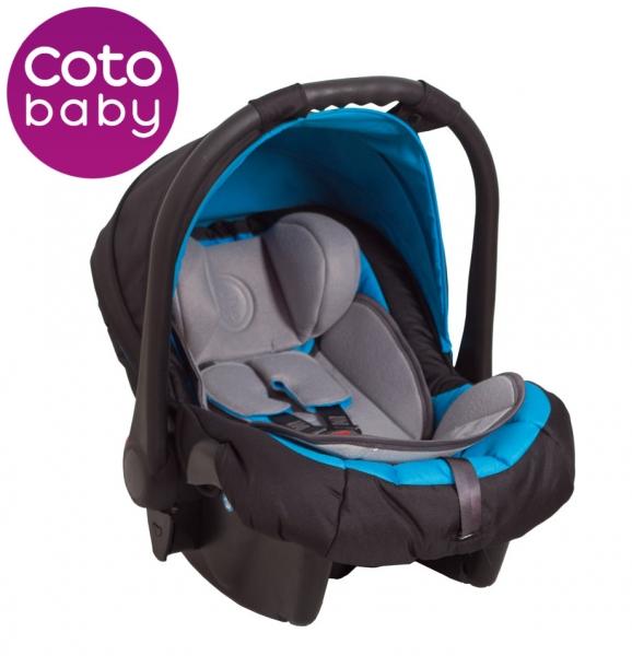 Autosedačka 0 - 13kg Coto Baby Latina - modrá