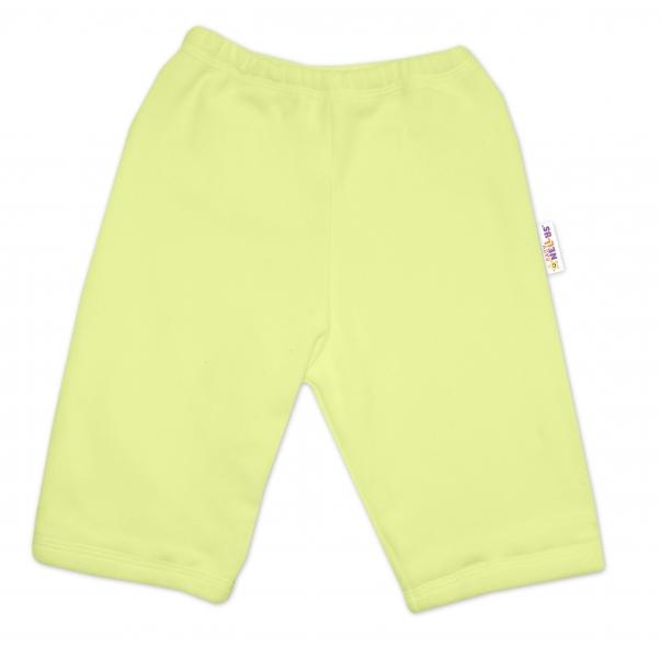 Kabátek, čepička a kalhoty Baby Nellys ®- zelená