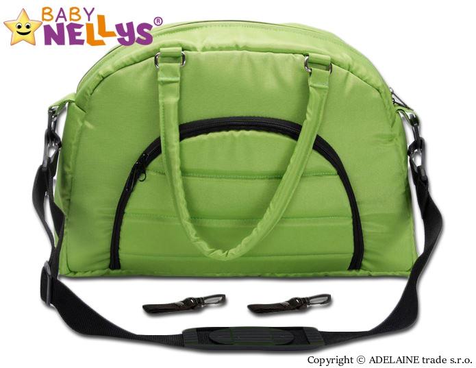 Taška na kočárek Baby Nellys ® ADELA LUX - grafit