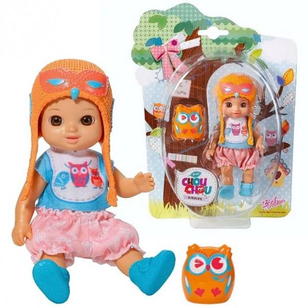 CHOU CHOU panenka mini Sovičky - CANDY - CHOU CHOU panenka mini Sovičky - CANDY - 1ks