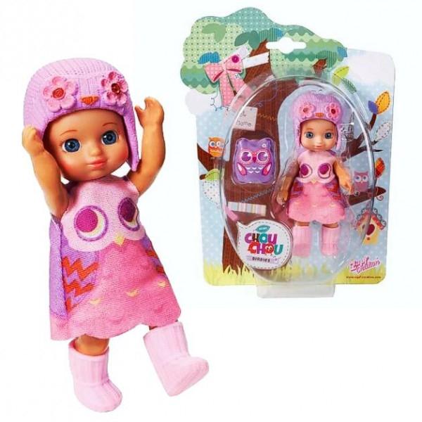 CHOU CHOU panenka mini Sovičky - LILLY