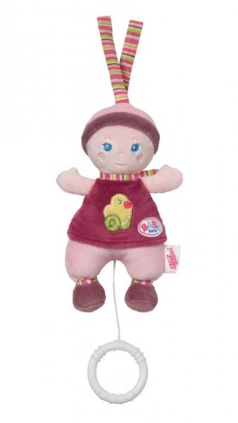 BABY BORN for babies panenka s natahovacím hracím strojkem
