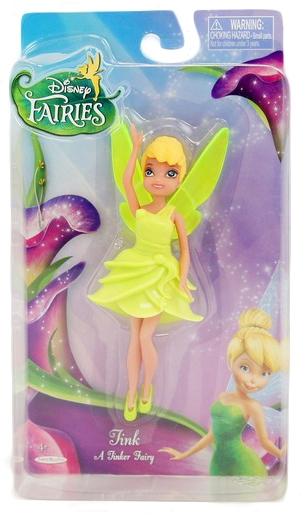 Panenka Disney Fairies - Víly, 11 cm,2dr