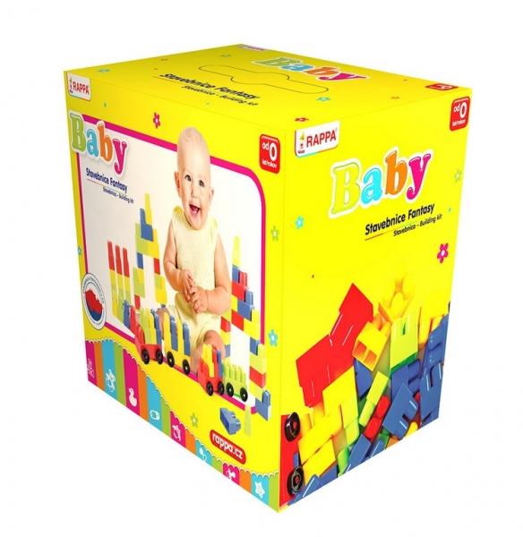 Stavebnice Baby Fantasy 1, 52 dílů