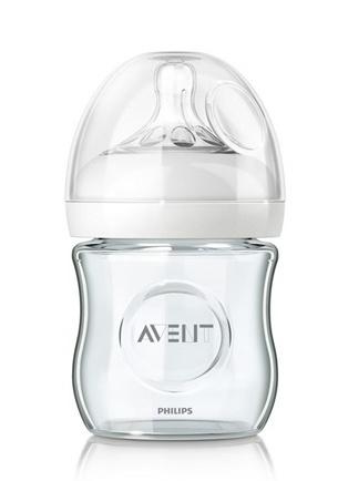 Skleněná lahvička AVENT - 120ml