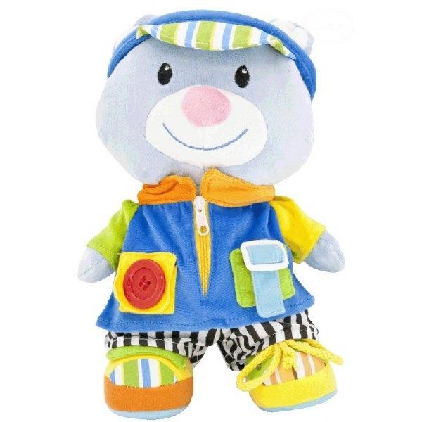 Euro Baby Edukační hračka - MEDVÍDEK TOMÍK