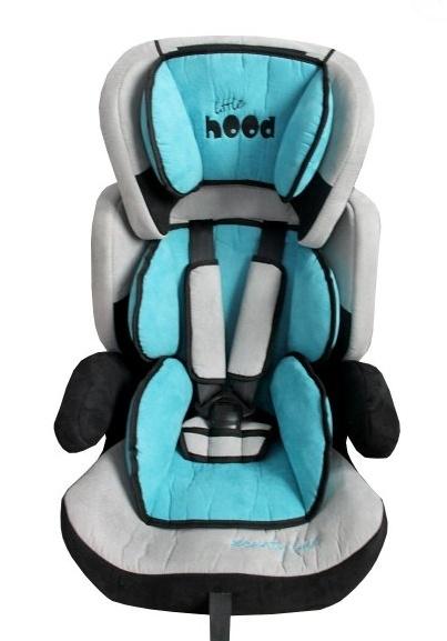 Autosedačka LITTLE HOOD 9-36kg - modrá