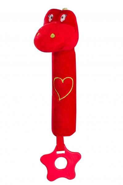Edukační hračka Baby Ono - piskátko - Milující Dino