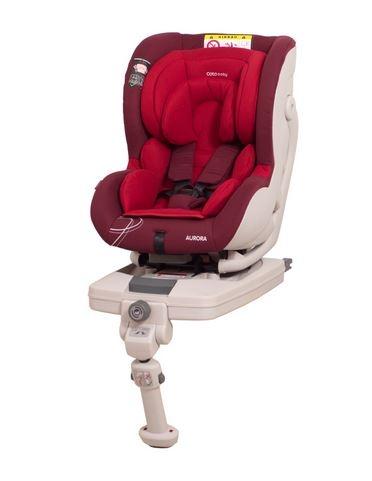 Coto Baby Autosedačka AURORA - 0-18 kg -červená