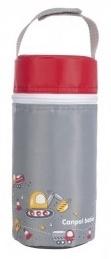 Termoobal Canpol Baby STROJE - šedý