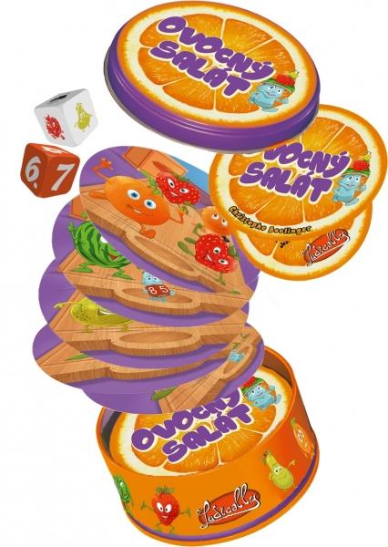 Hra Ovocný salát