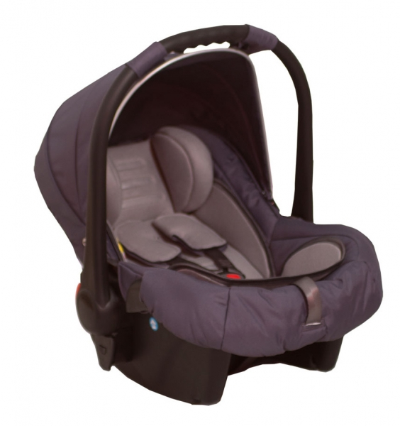 Autosedačka 0 -13kg Coto Baby APRILIA - dark grey