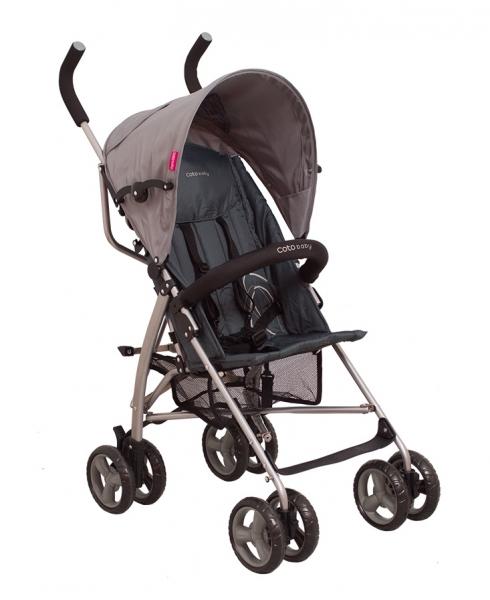 Golfový kočárek Rhythm Coto Baby 2017 šedý