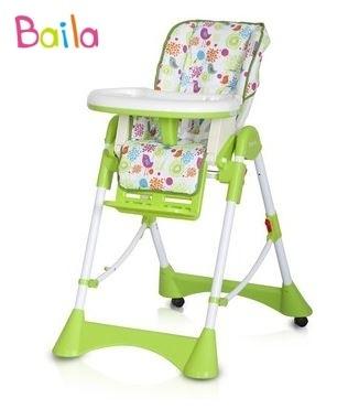 Jídelní stoleček BAILA - pistacie green