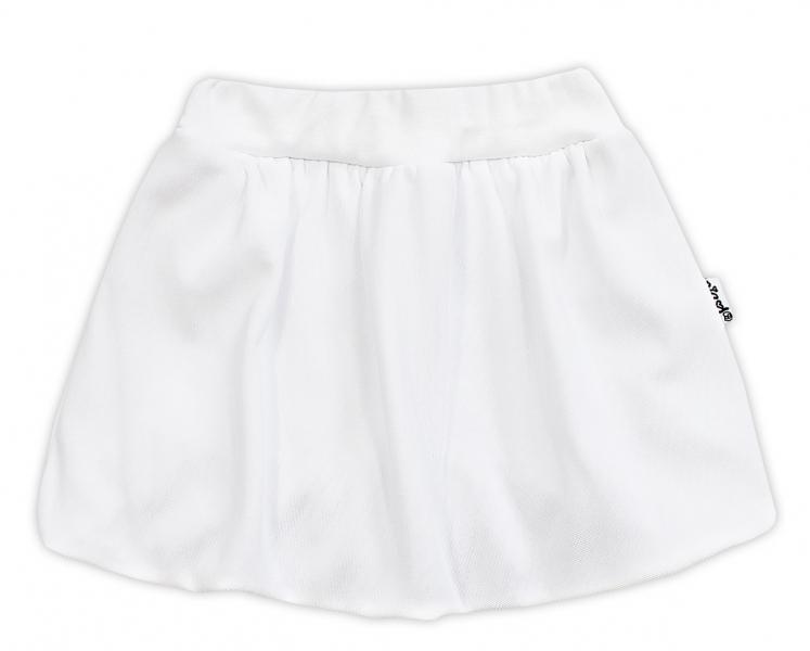 Tutu suknička  vel. 80 NICOL ELEGANT BABY GIRL, bílá