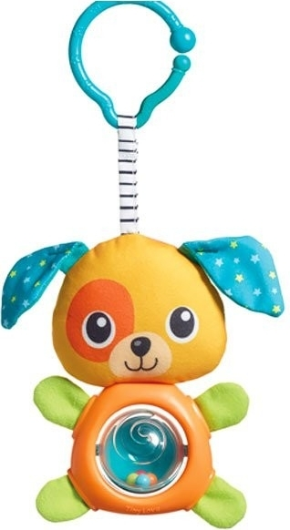 Závěsná hračka s chrastítkem TINY LOVE Pejsek