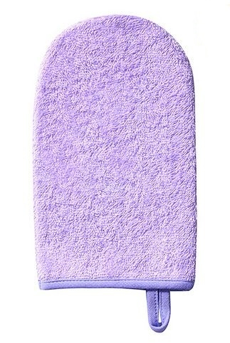 BabyOno Žínka froté - fialová