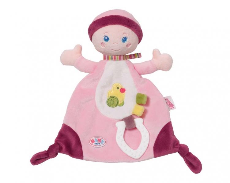 BABY BORN for babies usínáček na mazlení