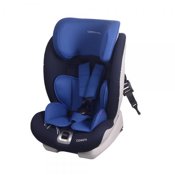 Autosedačka COMETA Isofix - 9-36 kg - Modrá