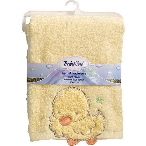 Luxusní ručník Baby Ono - žluté kuřátko
