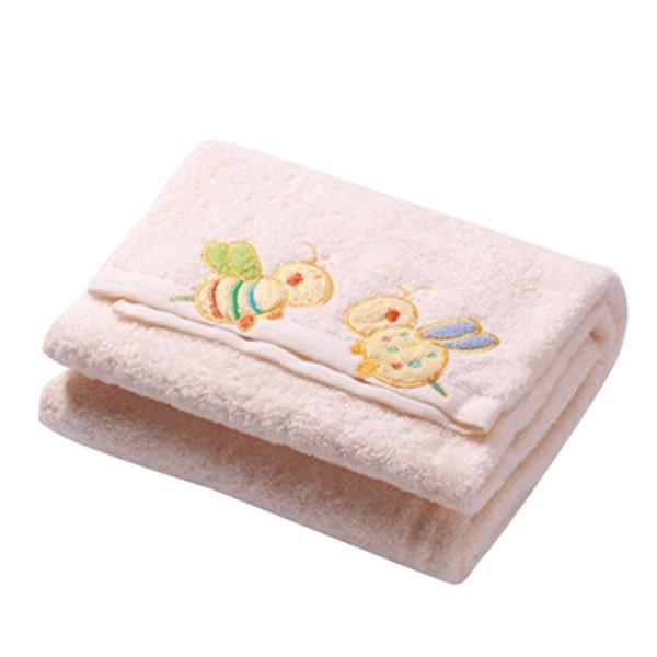 Luxusní ručník Baby Ono - smetanové rybičky