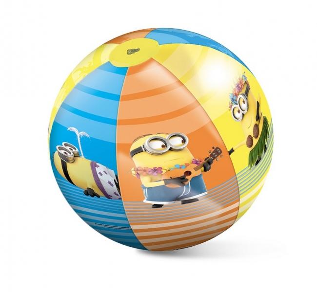 Rappa Nafukovací míč Mimoňové / Mimoni, 50 cm