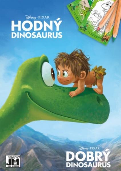 Rappa Omalovánka A5 Hodný dinosaurus