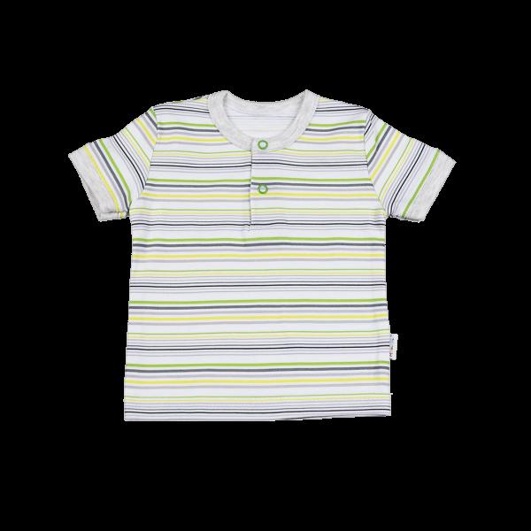 Tričko/polo kr. rukáv - Hippo, Velikost: 80 (9-12m)