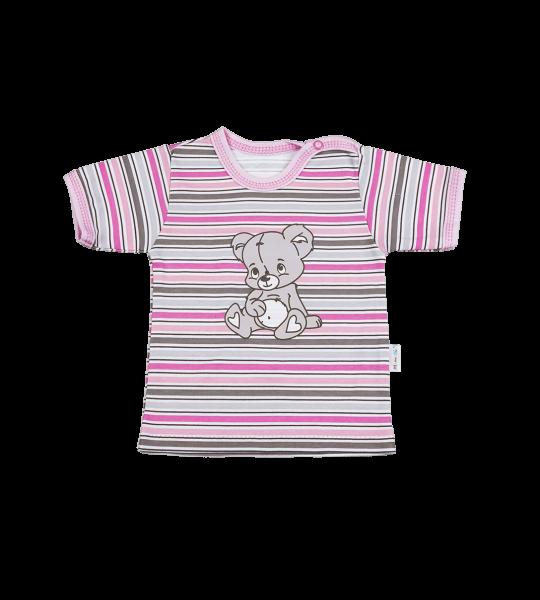 Tričko kr. rukáv - Medvídek