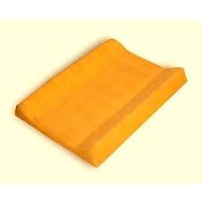 Dovoz EU Jersey potah na přebalovací podložku oranžový