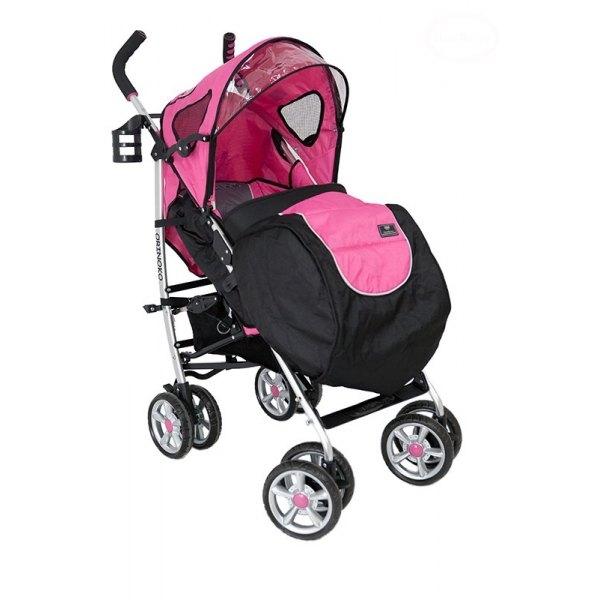 Sportovní kočárek ORINOKO - růžový