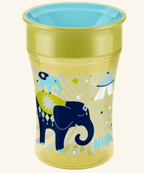 Hrneček NUK Easy Learning Magic Cup 250 ml - Cirkus