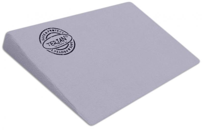 TERJAN Potah na klín, 60xx36 cm - šedý