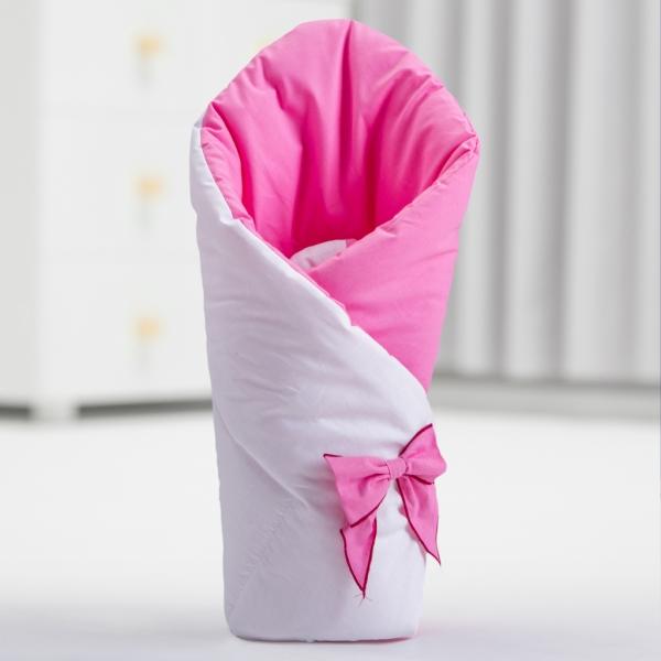 Zavinovačka  - Mašle - růžová