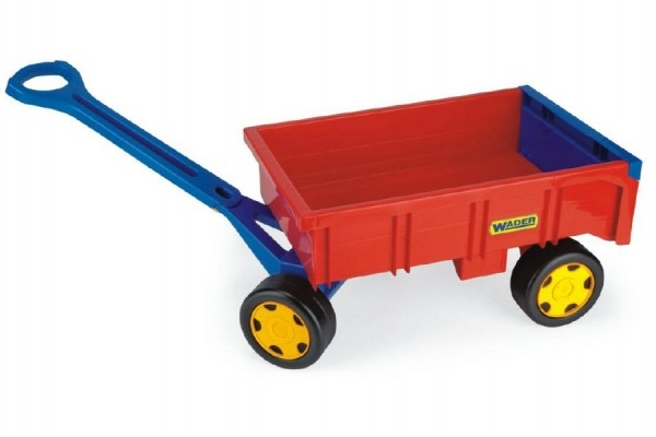 Vozík/Vlečka dětská plast 95cm Wader nosnost 60kg 12m+
