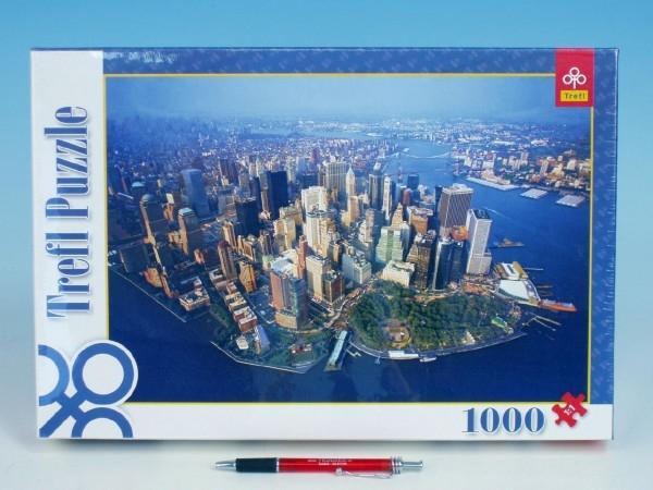 Puzzle New York 1000 dílků v krabici 40x27x6cm