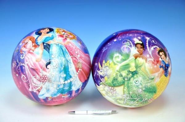 Teddies Míč nafouklý Princezny/Disney průměr 23cm