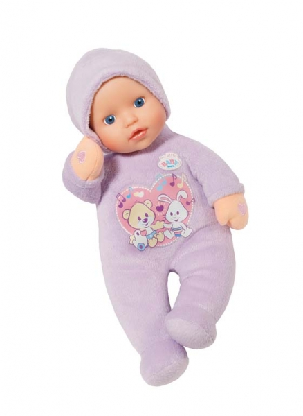 BABY born panenka First Love s písničkou (1 ks)