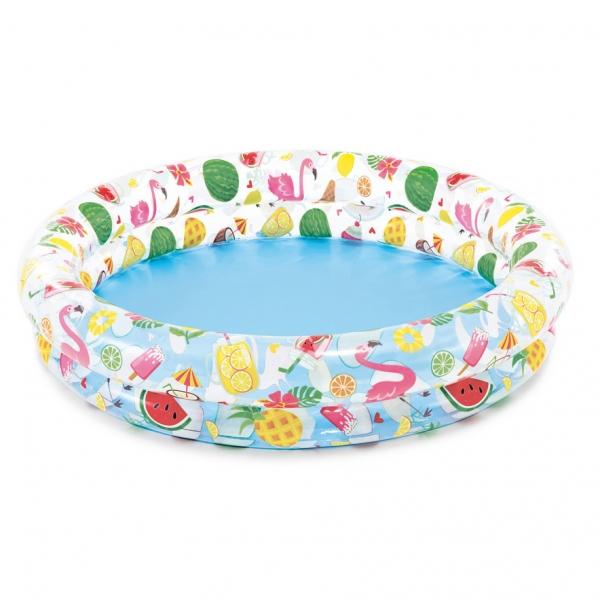 Nafukovací bazén letní osvěžení 122 x 25 cm