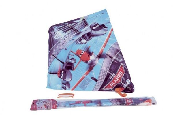 Drak létající Planes plast 62x62cm v sáčku