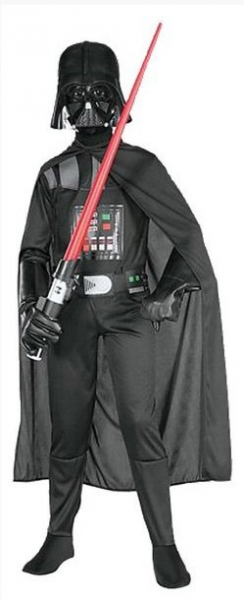 Karnevalový kostým STAR WARS Darth Vader - vel. L