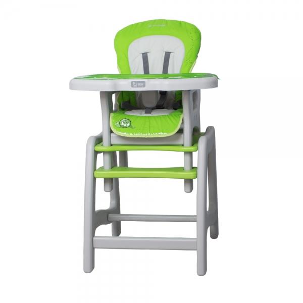 Jídelní stoleček Coto Baby STARS Šnek - zelený (barva green 05, CC006-05)