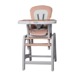 Jídelní stoleček Coto Baby STARS Šnek - hnědý (barva: brown 11, CC006-11)
