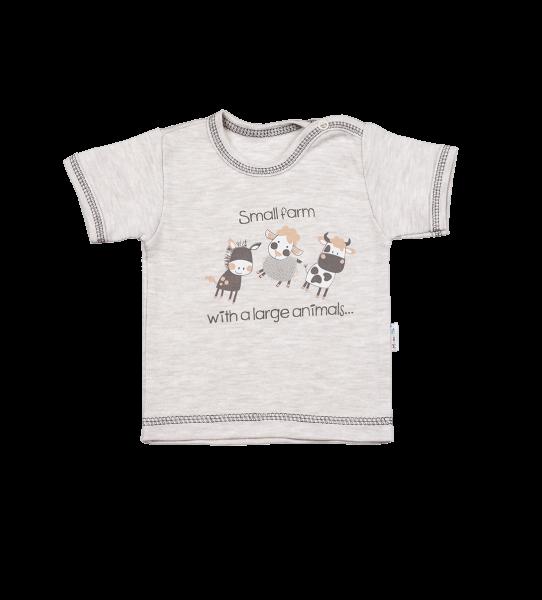 Tričko kr. rukáv - Farma