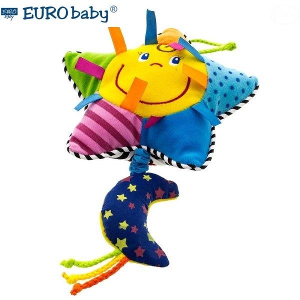 Euro Baby Edukační hračka s melodii - HVĚZDIČKA