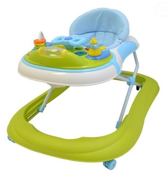 Euro Baby Multifunkční chodítko - zelené, Ce19
