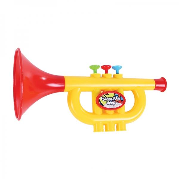 Trumpeta plastová malá