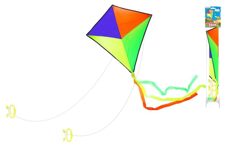 Létající drak 72 x 72 cm