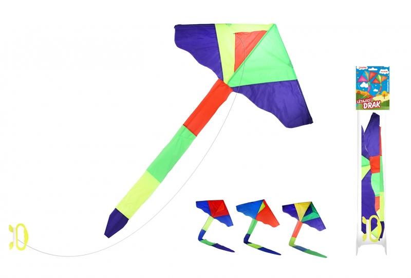Létající drak 115 x 50cm