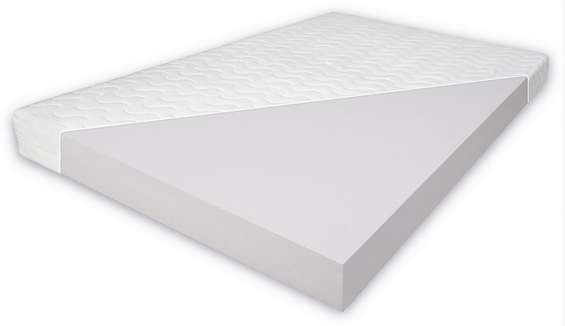 Pěnová matrace LUX - 180x80x8cm - Pěnová matrace 80x180-  tloušt´ka 8 cm.